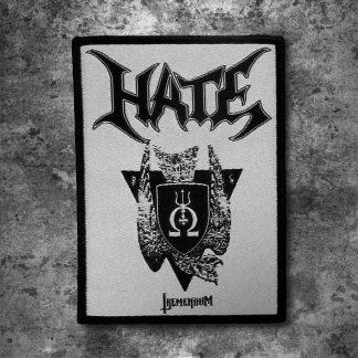 Hate - Tremendum (Patch) | Official Hate Merchandise Webshop Webstore Onlineshop