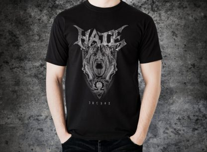 Hate - Erebos (T-Shirt man) | Official Hate Merchandise Webshop Webstore Onlineshop