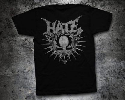Hate - Erebos (T-Shirt back) | Official Hate Merchandise Webshop Webstore Onlineshop