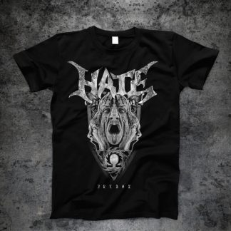Hate - Erebos (T-Shirt) | Official Hate Merchandise Webshop Webstore Onlineshop