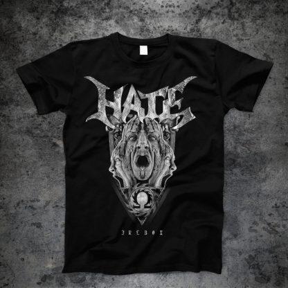 Hate - Erebos (T-Shirt) | Official Hate Merchandise Webshop Webstore Onlineshop