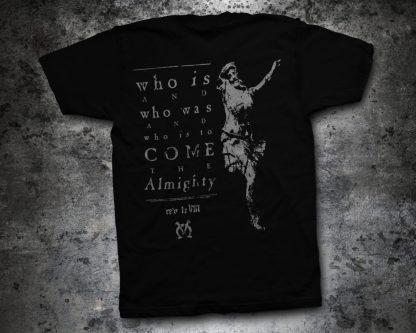 Hate - Morphosis (T-Shirt back) | Official Hate Merchandise Webshop Webstore Onlineshop