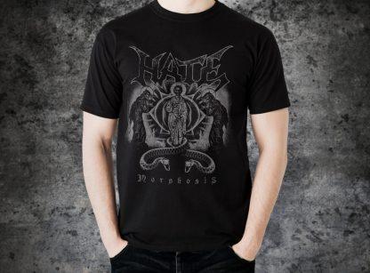 Hate - Morphosis (T-Shirt man) | Official Hate Merchandise Webshop Webstore Onlineshop