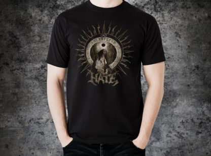 Hate - Solarflesh - radiant divinity (T-Shirt man) | Official Hate Merchandise Webshop Webstore Onlineshop
