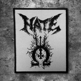 Hate - auric gates (Patch) | Official Hate Merchandise Webshop Webstore Onlineshop