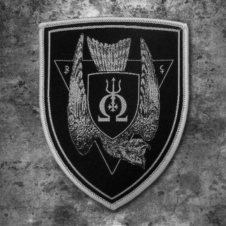 Hate - nighthawk death messenger (Patch)   Official Hate Merchandise Webshop Webstore Onlineshop