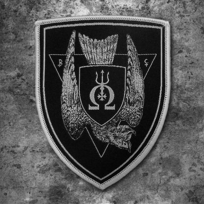Hate - nighthawk death messenger (Patch) | Official Hate Merchandise Webshop Webstore Onlineshop