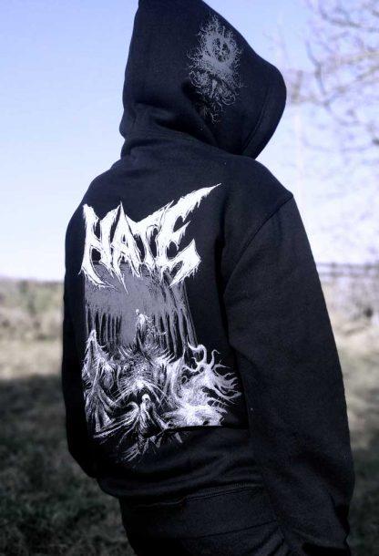 Hate - auric gates (Zipper) | Official Hate Merchandise Webshop Webstore Onlineshop
