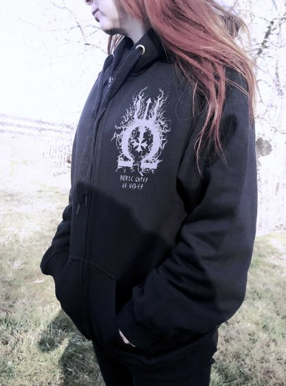 Hate - auric gates (Zipper) | Official Hate Merchandise Webshop Webstore Onlineshop