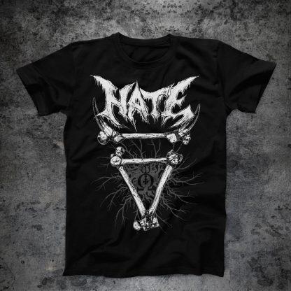 Hate-Veles-bones-t-shirt-front