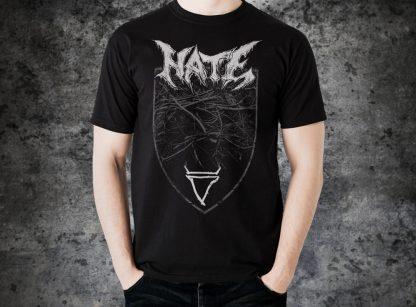 Hate-Veles-shield-t-shirt-front_Man