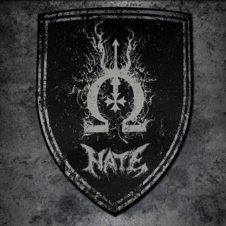 Hate - Auric Gates (Rückenaufnäher / Backpatch)