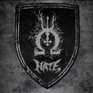 Hate - Auric Gates (Rückenaufnäher / Backpatch)