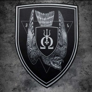 Hate - Nighthawk Death Messenger (Rückenaufnäher / Backpatch)