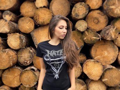 Hate - Veles - branches Girlie Shirt